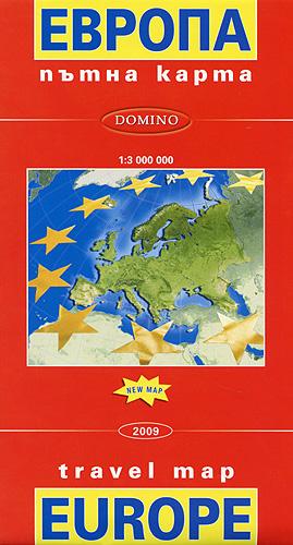 Ptna Karta Na Evropa M 1 3 000 000 Onlajn Knizharnica