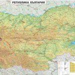 Stenna Administrativna Karta Na Plovdiv I Oblastta Onlajn